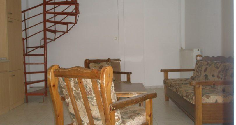 Ενοικιάζεται επιπλωμένο δυάρι  μεζονέτα στην Ορεστιάδα